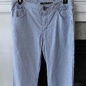 Marc Jacobs Sailor pants size 8